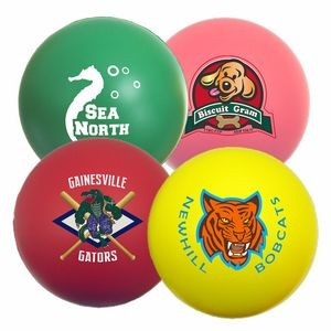 Foam Stress Reliever Balls