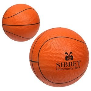 Large Basketball Stress Reliever