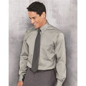 Van Heusen Non-Iron Pinpoint Oxford Shirt